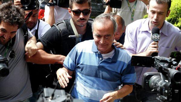 Nestor Cervero, exdirector del Área Internacional de Petrobras - Sputnik Mundo