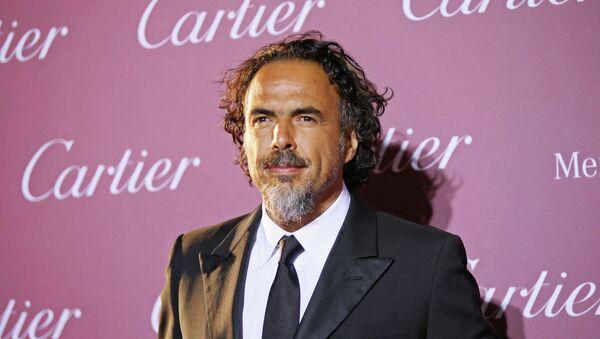 El mexicano Alejandro González Iñárritu, nominado al Óscar - Sputnik Mundo
