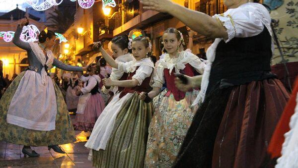 Bailes tradicionales en España - Sputnik Mundo