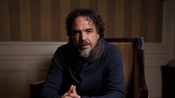 Mexican film director Alejandro Gonzalez Inarritu - Sputnik Mundo