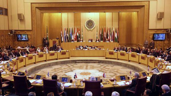 Reunión de ministros de Exteriores de los países árabes en El Cairo - Sputnik Mundo