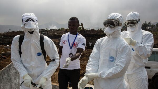 El enviado de la ONU anuncia el comienzo de la remisión de ébola en África Occidental - Sputnik Mundo