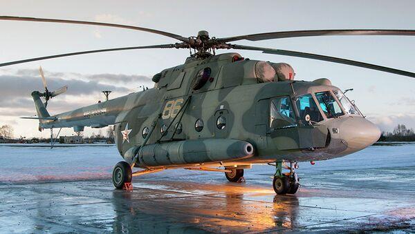 Mi-8MTV-5 - Sputnik Mundo
