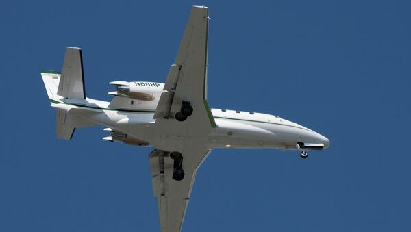 Cessna 560XL - Sputnik Mundo