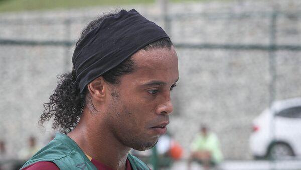 Ronaldinho - Sputnik Mundo