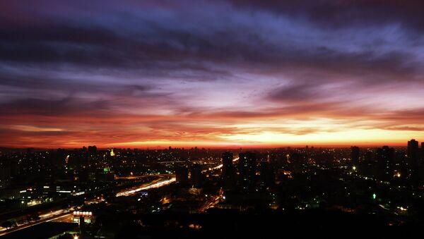 Sao Paulo, Brazil - Sputnik Mundo