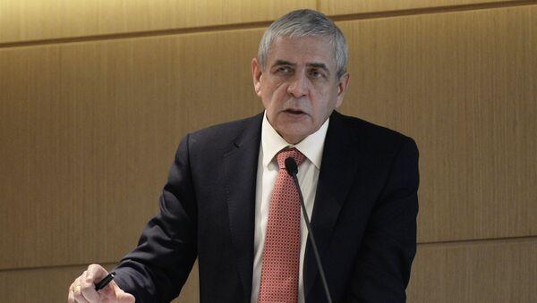 Serguéi Shatálov, viceministro de Finanzas de Rusia - Sputnik Mundo