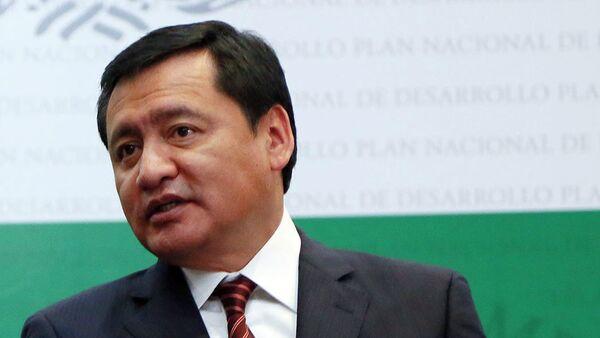 Miguel Ángel Osorio, Secretario de Gobernación y número dos del gobierno de México - Sputnik Mundo