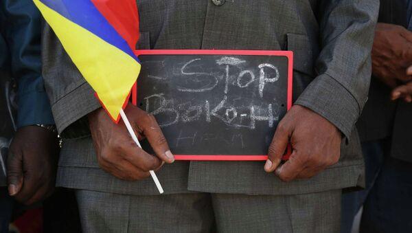 La gente pide que la ONU termine con Boko Haram - Sputnik Mundo