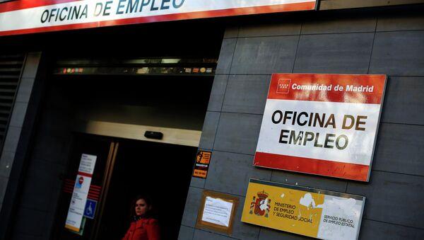 Casi cuatro millones de parados españoles no cobran ninguna prestación - Sputnik Mundo