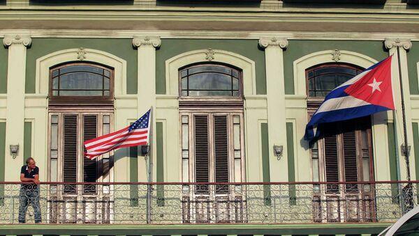 Cuba-EEUU, pistoletazo de salida a la normalización - Sputnik Mundo