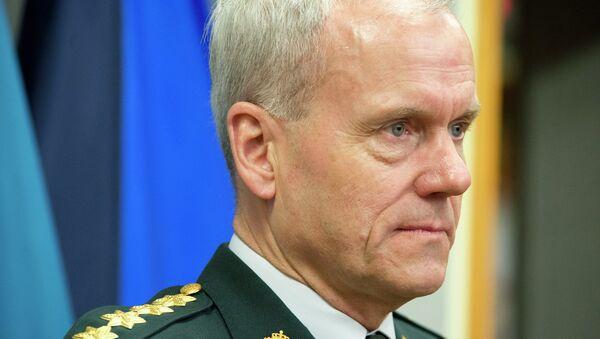 Knud Bartels, jefe del Comité Militar de la OTAN - Sputnik Mundo