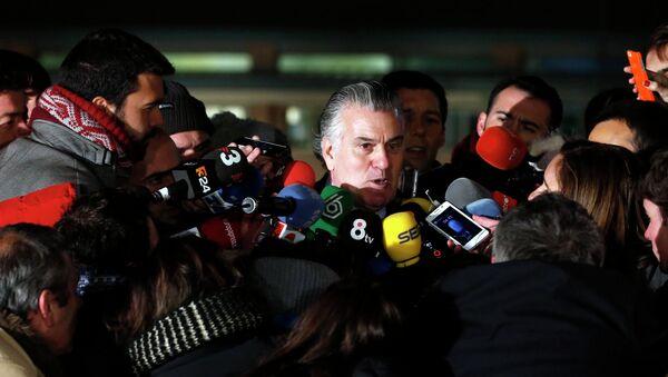 Luis Bárcenas, extesorero del Partido Popular (PP) - Sputnik Mundo