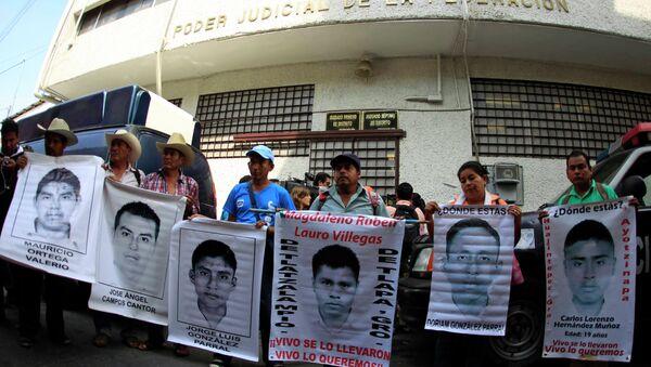 Un 40% de los desaparecidos en México en ocho años coinciden con el gobierno de Peña - Sputnik Mundo