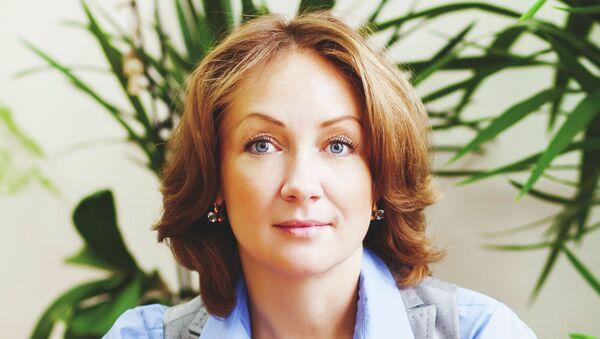 Margarita Rusétskaya, directora del Instituto Estatal Alexander Pushkin - Sputnik Mundo