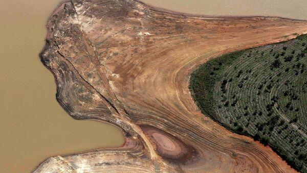 La ciudad de Sao Paulo podría cortar el suministro de agua 5 días por semana para ahorrar - Sputnik Mundo
