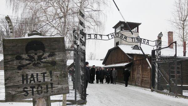 Campo de concentración de Auschwitz - Sputnik Mundo