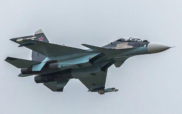 Caza multipropósito SU-30SM - Sputnik Mundo