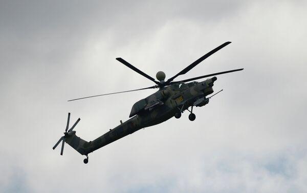Helicóptero Mi-28N - Sputnik Mundo
