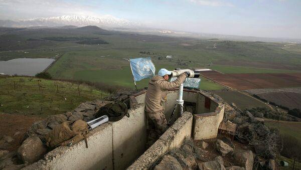 Se estabiliza la situación en la frontera líbano-israelí, según la ONU - Sputnik Mundo