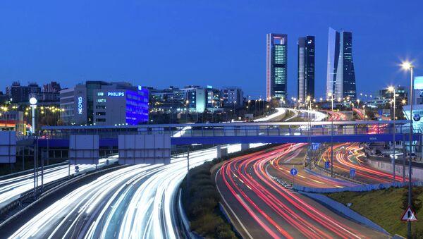 Madrid, la capital de España - Sputnik Mundo