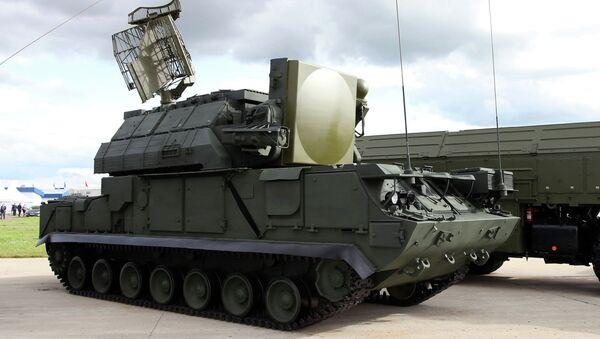 Sistema antiaéreo Tor-M1 - Sputnik Mundo