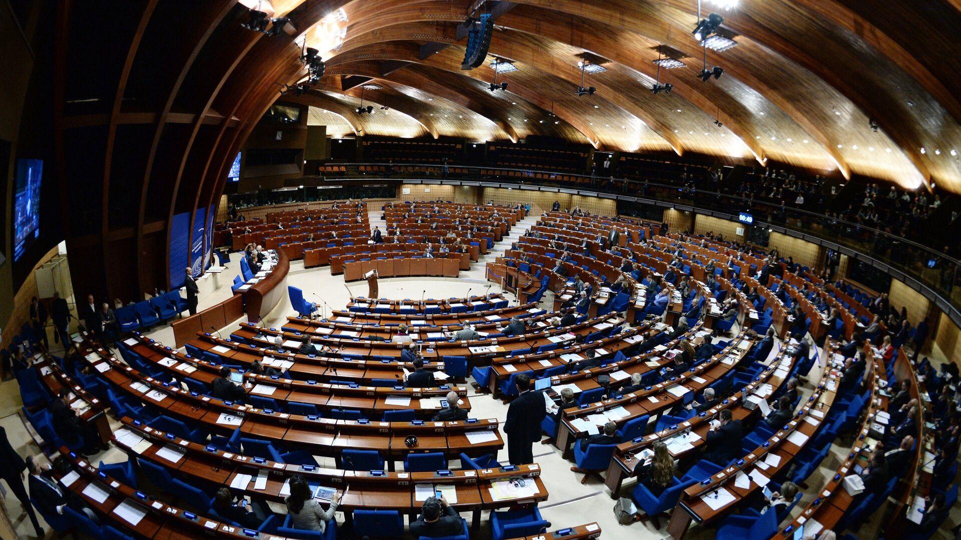 Asamblea Parlamentaria del Consejo de Europa (PACE) - Sputnik Mundo, 1920, 24.09.2021