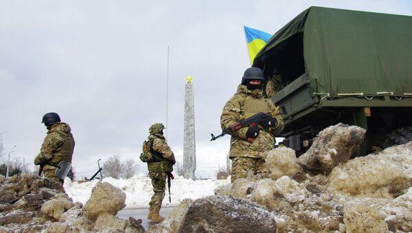 Konflikt in der Ostukraine - Sputnik Mundo