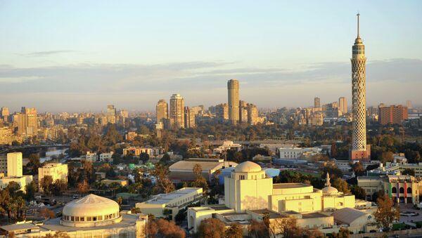 El Cairo, capital de Egipto - Sputnik Mundo