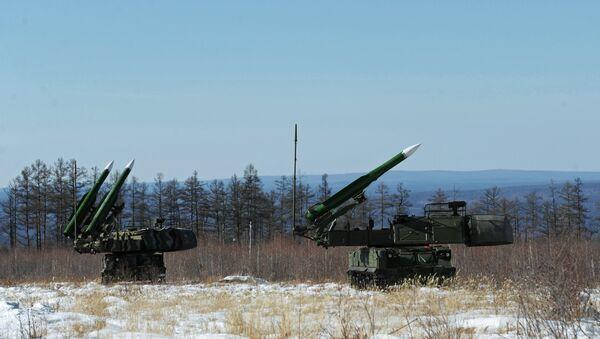 Учения войск ПВО Восточного военного округа - Sputnik Mundo