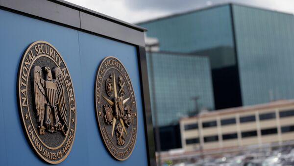 Sede de la Agencia Nacional de Seguridad de EEUU (NSA) - Sputnik Mundo