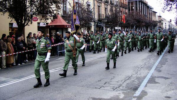Brigada de Infantería Ligera Paracaidista en España - Sputnik Mundo