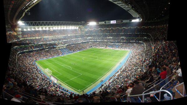 Estadio de Real Madrid - Sputnik Mundo