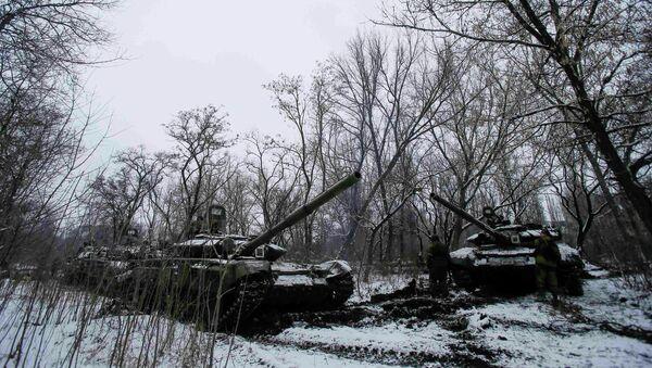Situación en Gorlovka - Sputnik Mundo
