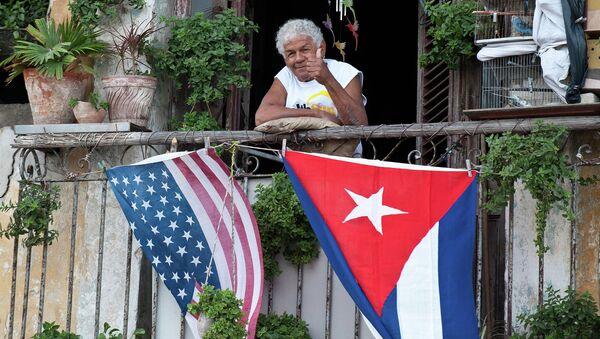 """Cuba y Estados Unidos debaten de forma """"civilizada"""" sobre derechos humanos - Sputnik Mundo"""