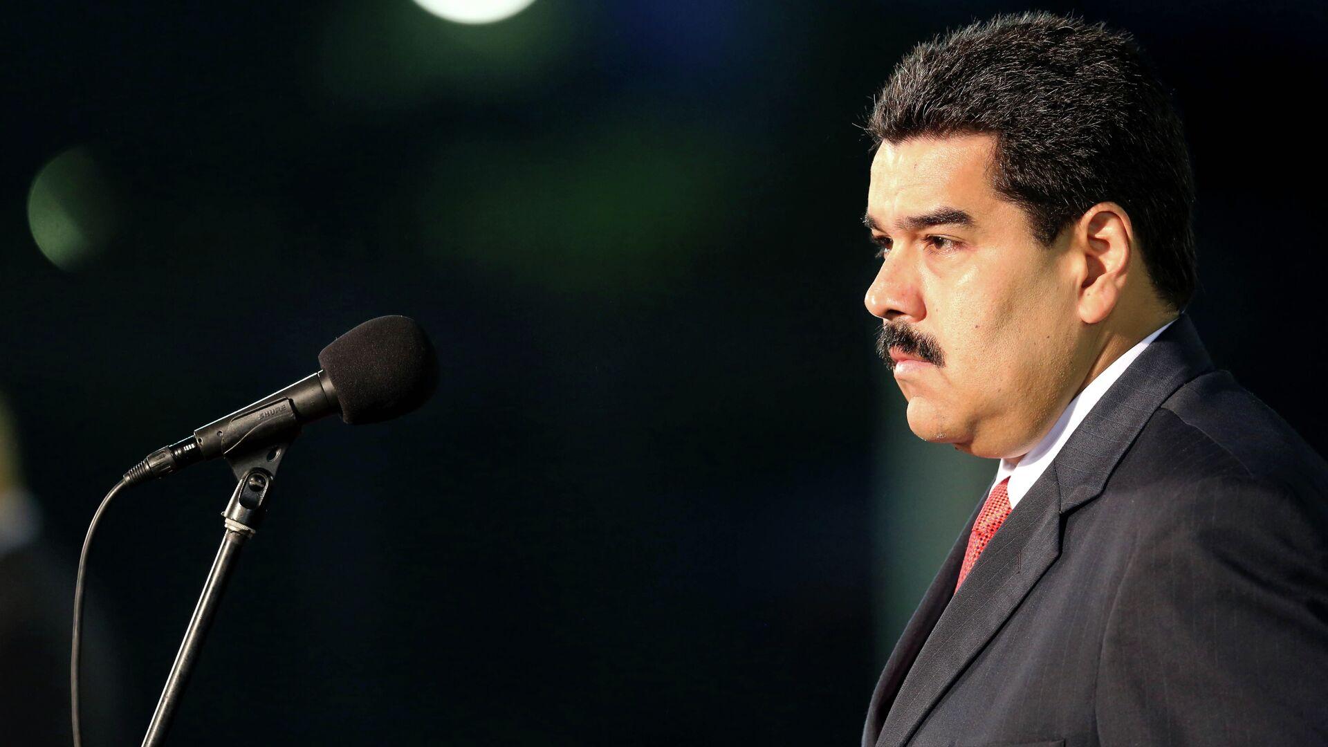 Nicolás Maduro, el presidente de Venezuela - Sputnik Mundo, 1920, 28.09.2021