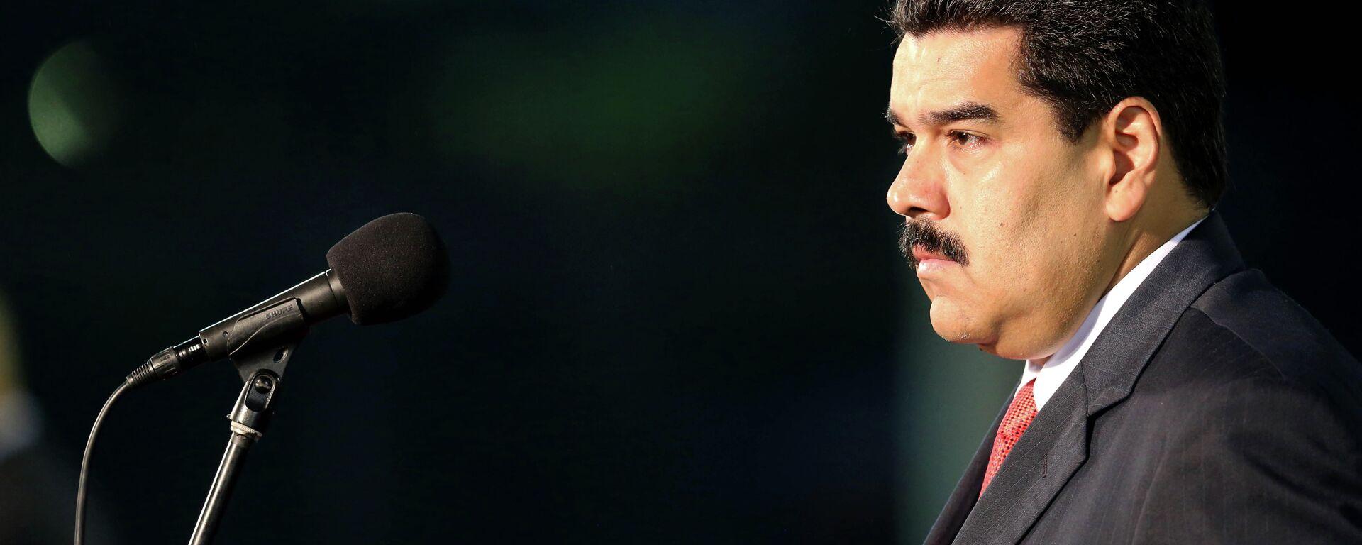 Nicolás Maduro, el presidente de Venezuela - Sputnik Mundo, 1920, 17.02.2021