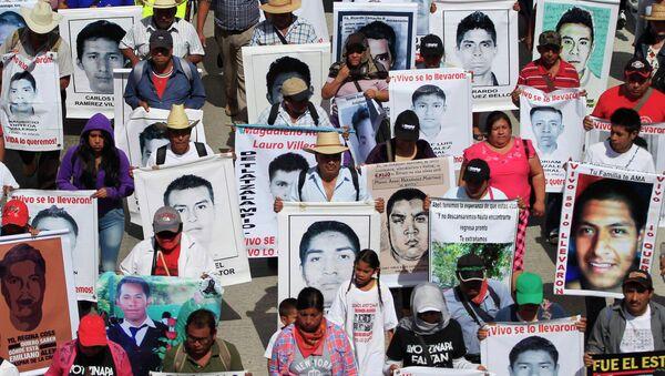 Desapariciones forzadas en México son impunes e incontables, dice la ONU - Sputnik Mundo