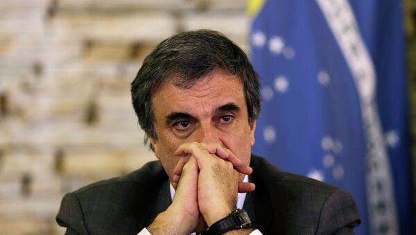 José Eduardo Cardozo, ex ministro de Justicia de Brasil - Sputnik Mundo