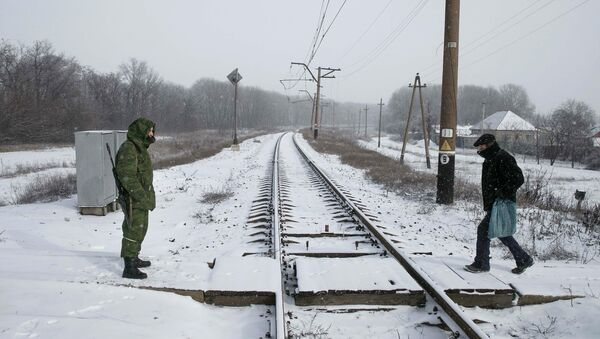 Ferrocarril en la RPD - Sputnik Mundo