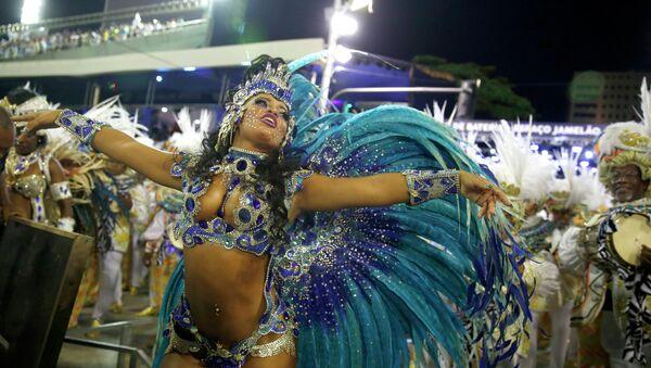 Carnaval de Brasil (archivo) - Sputnik Mundo