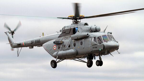 Helicóptero Mi-17V-5 - Sputnik Mundo