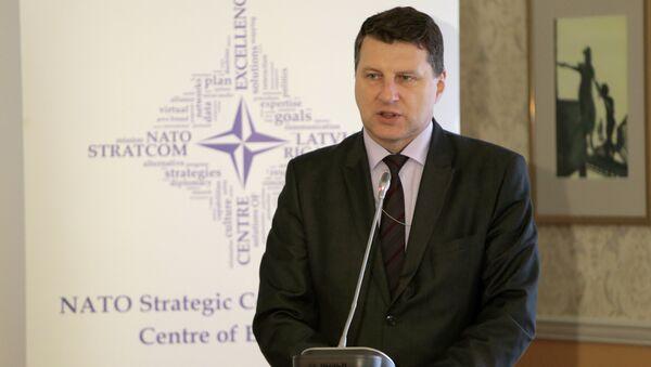 Speeches by Latvian Defense Minister Raimonds Vejonis - Sputnik Mundo