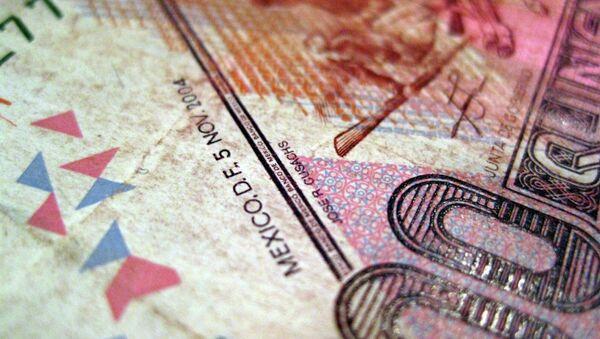 Pesos - Sputnik Mundo
