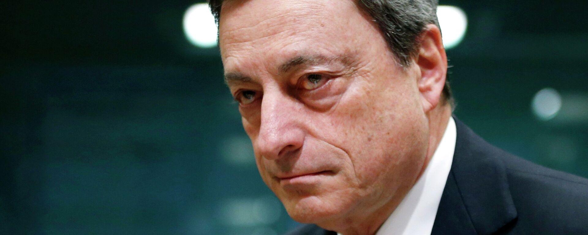 Mario Draghi, primer ministro de Italia - Sputnik Mundo, 1920, 12.06.2021