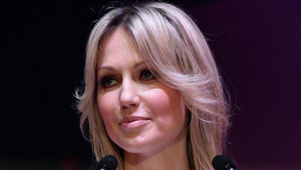 Magdalena Ogorek, the social democratic party SLD - Sputnik Mundo