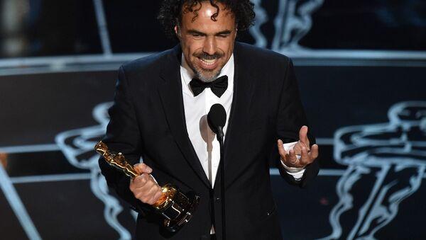 Alejandro González Iñárritu, director mexicano - Sputnik Mundo