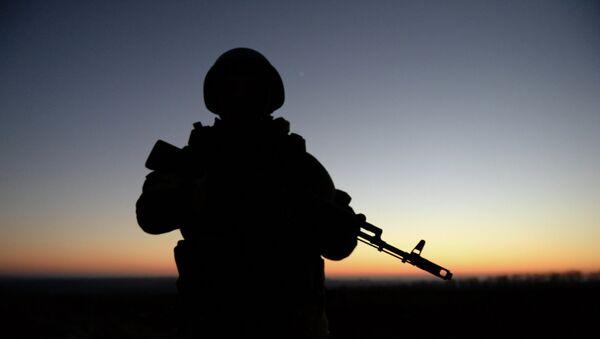 Miliciano de la RPD. Archivo - Sputnik Mundo