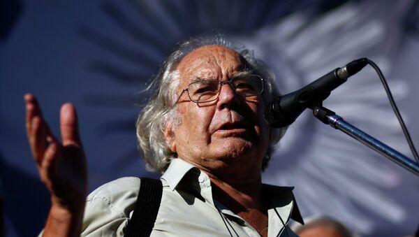 Adolfo Pérez Esquivel - Sputnik Mundo