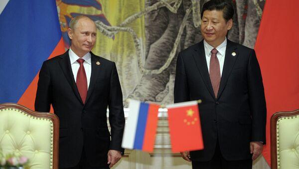 Официальный визит В.Путина в Китайскую Народную Республику - Sputnik Mundo